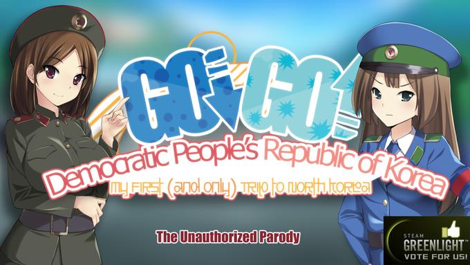 Go! Go! Democratic People's Republic of Korea