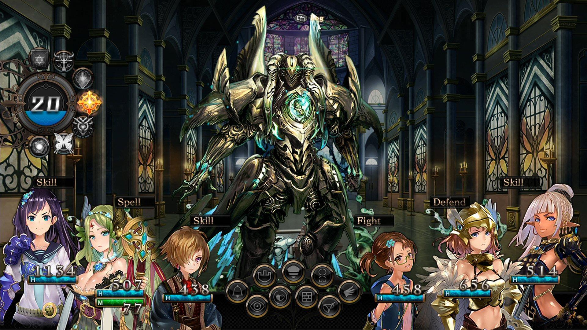 Stranger of Sword City (3)