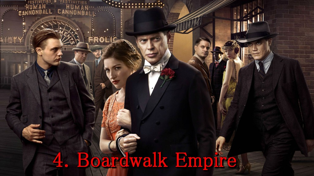 boardwalk empire time slot or time