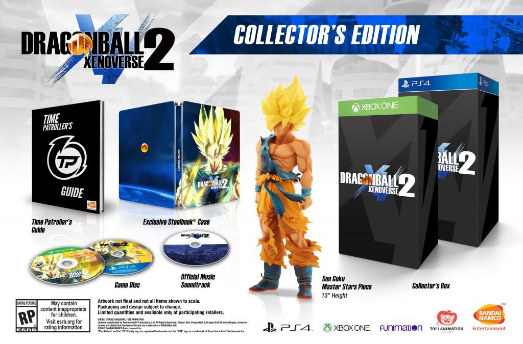Dragon Ball Xenoverse 2 - Collector's Edition