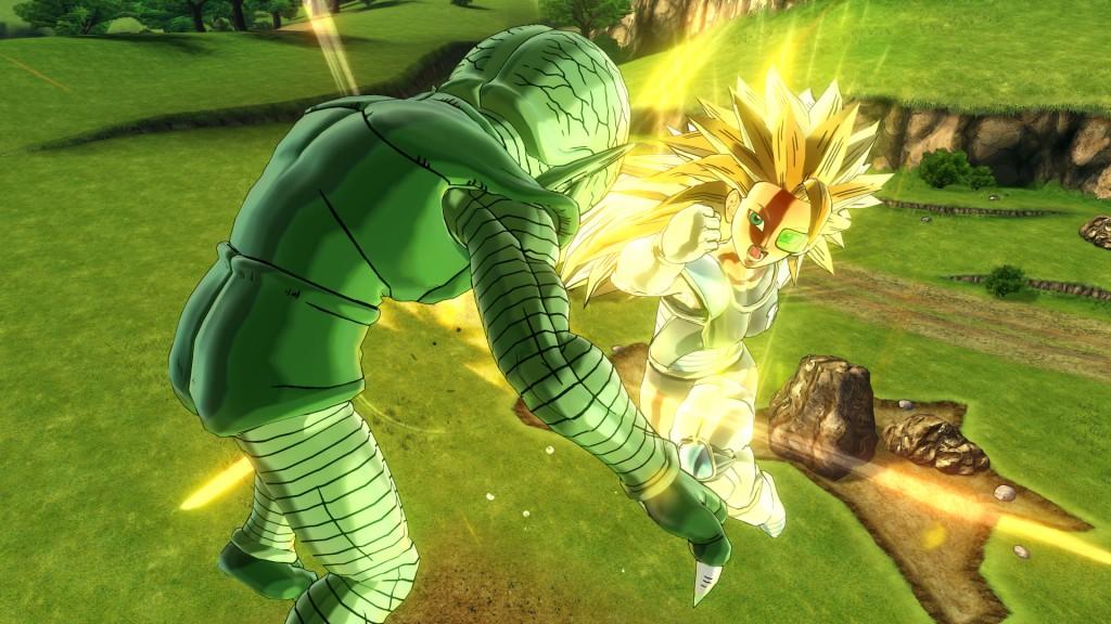 Dragon Ball Xenoverse 2 - Screen