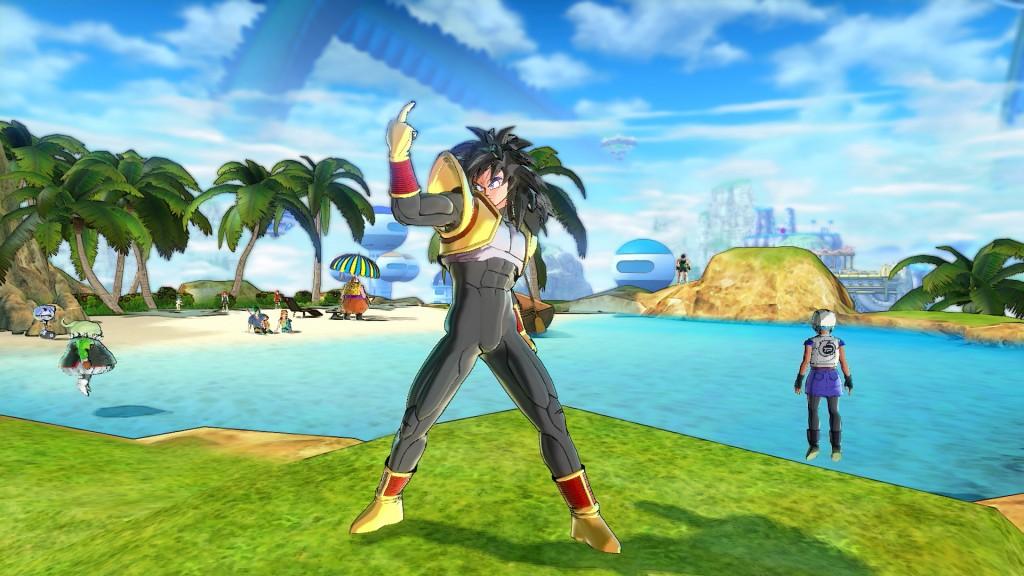 Dragon Ball Xenoverse 2 - Screen 2