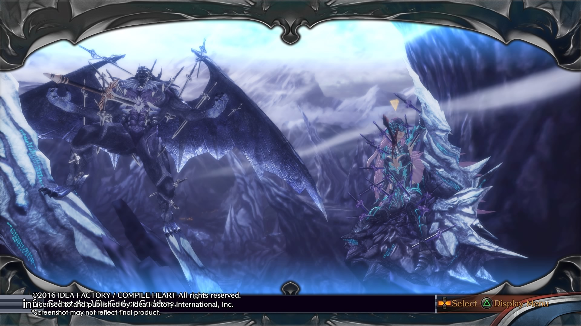 Fairy Fencer F Advent Dark Force Review Hey Poor Player