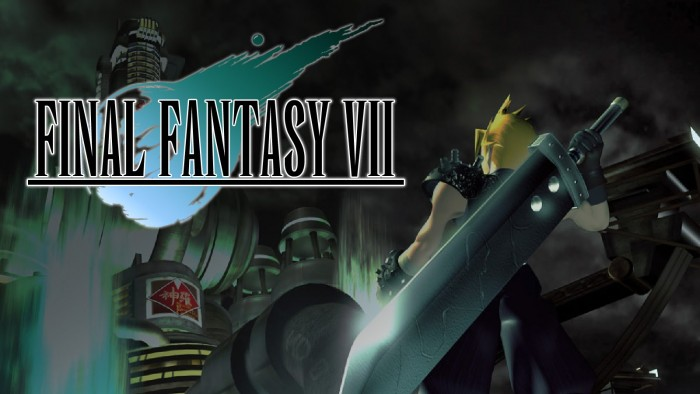 finalfantasy VII video games