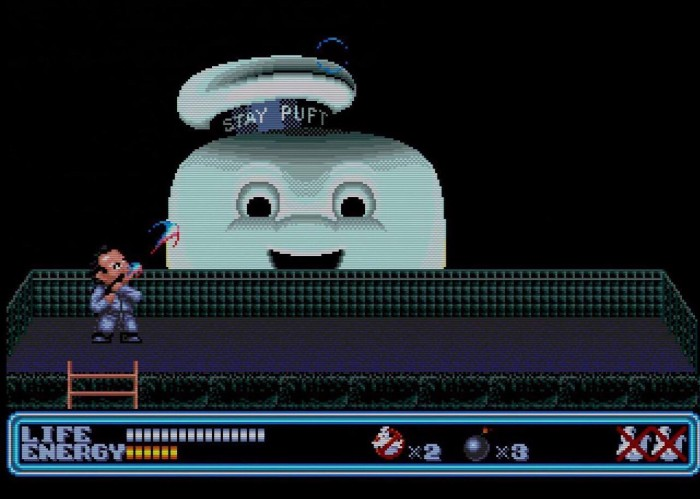 Retro Review Ghostbusters Hey Poor Player