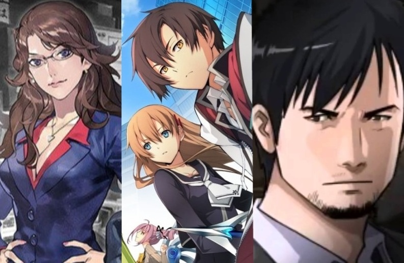 Tokyo Xanadu At Their Anime Expo