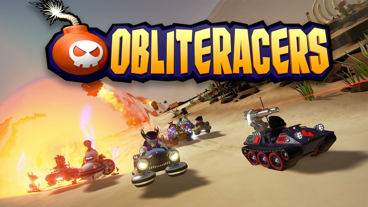 Obliteracers Review