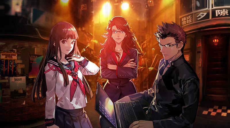 Tokyo Twilight Ghost Hunters: Daybreak Special Gig