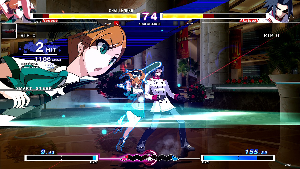 Under Night In-Birth Exe:Late Review