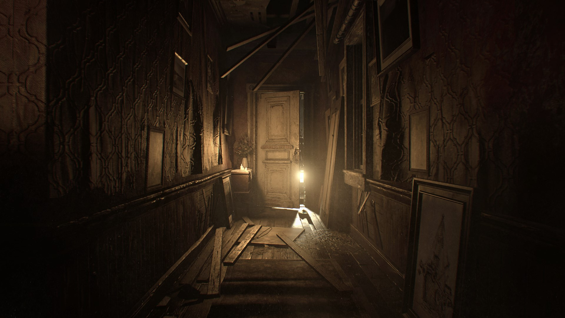 Spend Some Time With The Family in Resident Evil 7