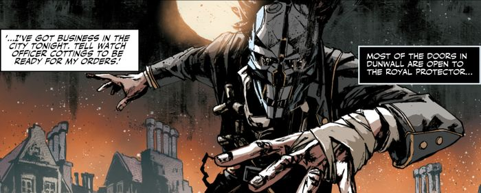 Dishonored final