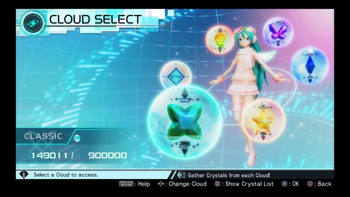 Project Diva: X