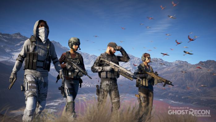 Tom Clancy S Ghost Recon Wildlands Trailer War Within The Cartel