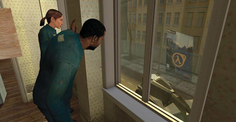 Half-Life 3 - Scared