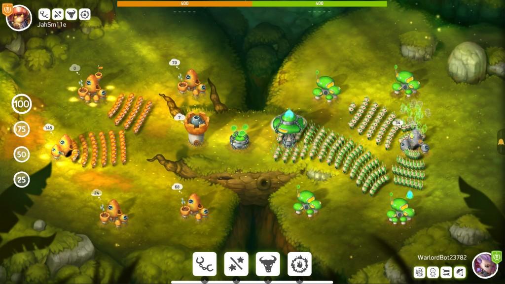 Mushroom Wars 2 Preview
