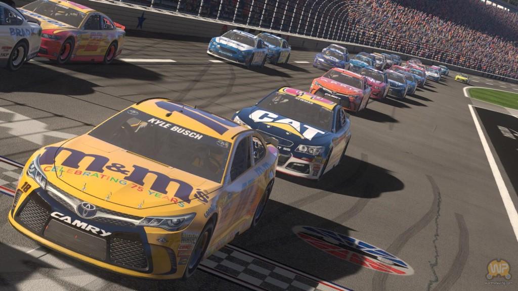 NASCAR Heat Evolution 2