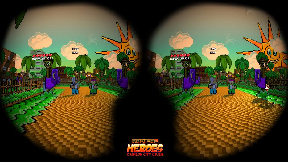 Radical Heroes 1