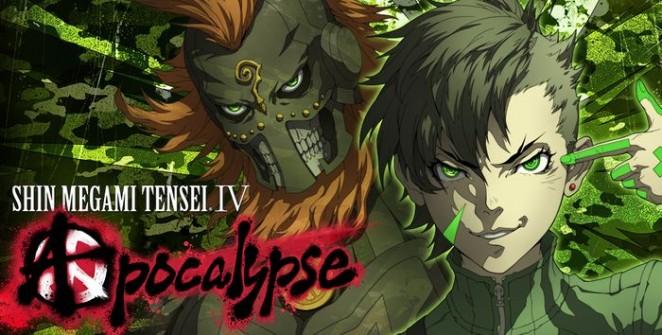 Shin Megami Tensei IV title