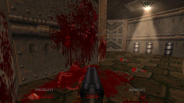 Brutal Doom 64 Gets A New Trailer - Hey Poor Player