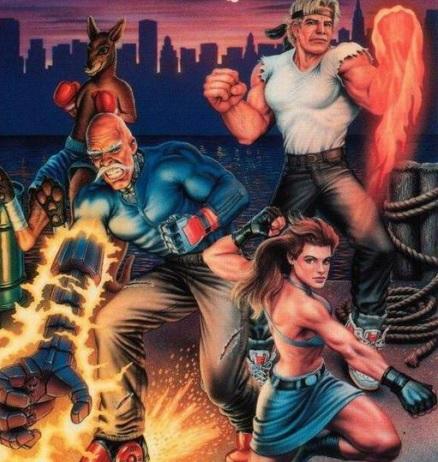 Streets of Rage 3, Sega (1994) Sega Genesis | Games Revisited  |Streets Of Rage 3 Zan
