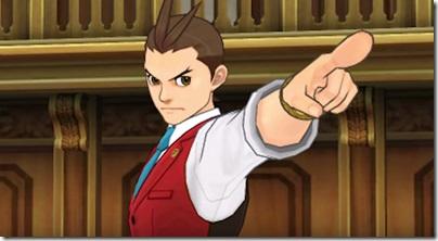 ace attorney: spirit of justice