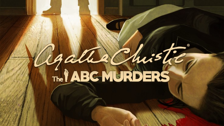 Image result for the abc murders banner
