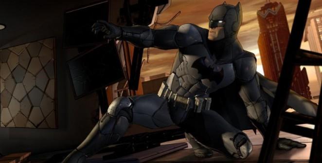 Batman Telltale Games Episode 2 Children of Arkham