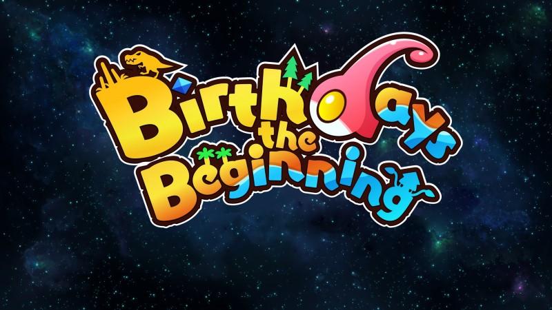 Birthdays The Beginning