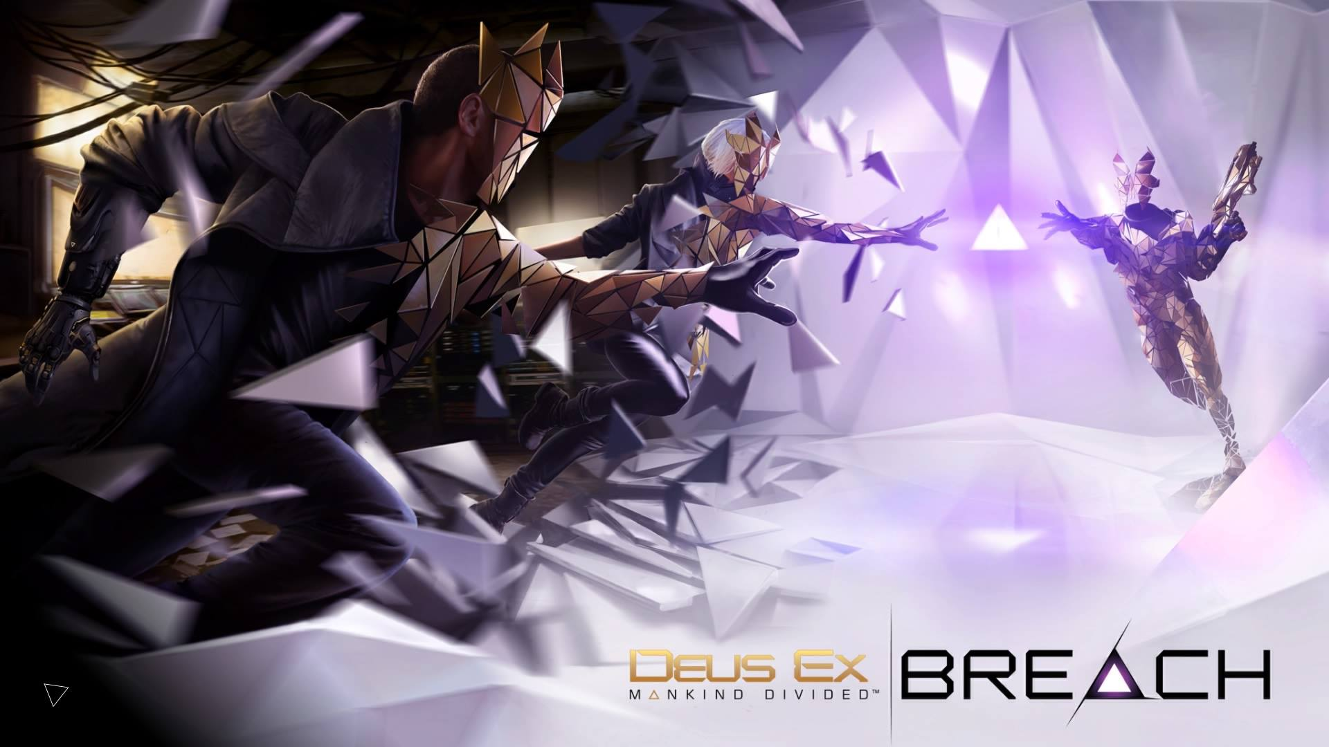 Breach Load Screen
