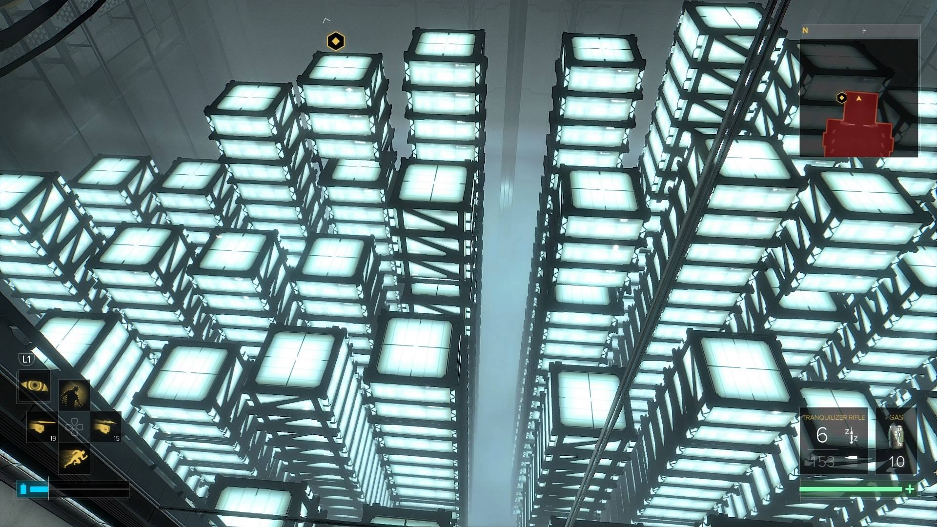 Deus Ex Corporate Data