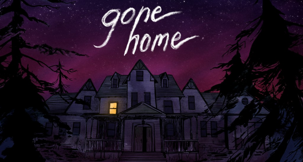 gone home - dear esther: landmark edition