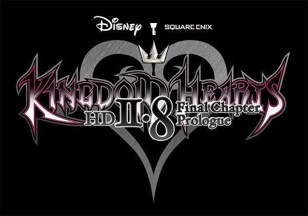 Kingdom Hearts 2.8 Cover