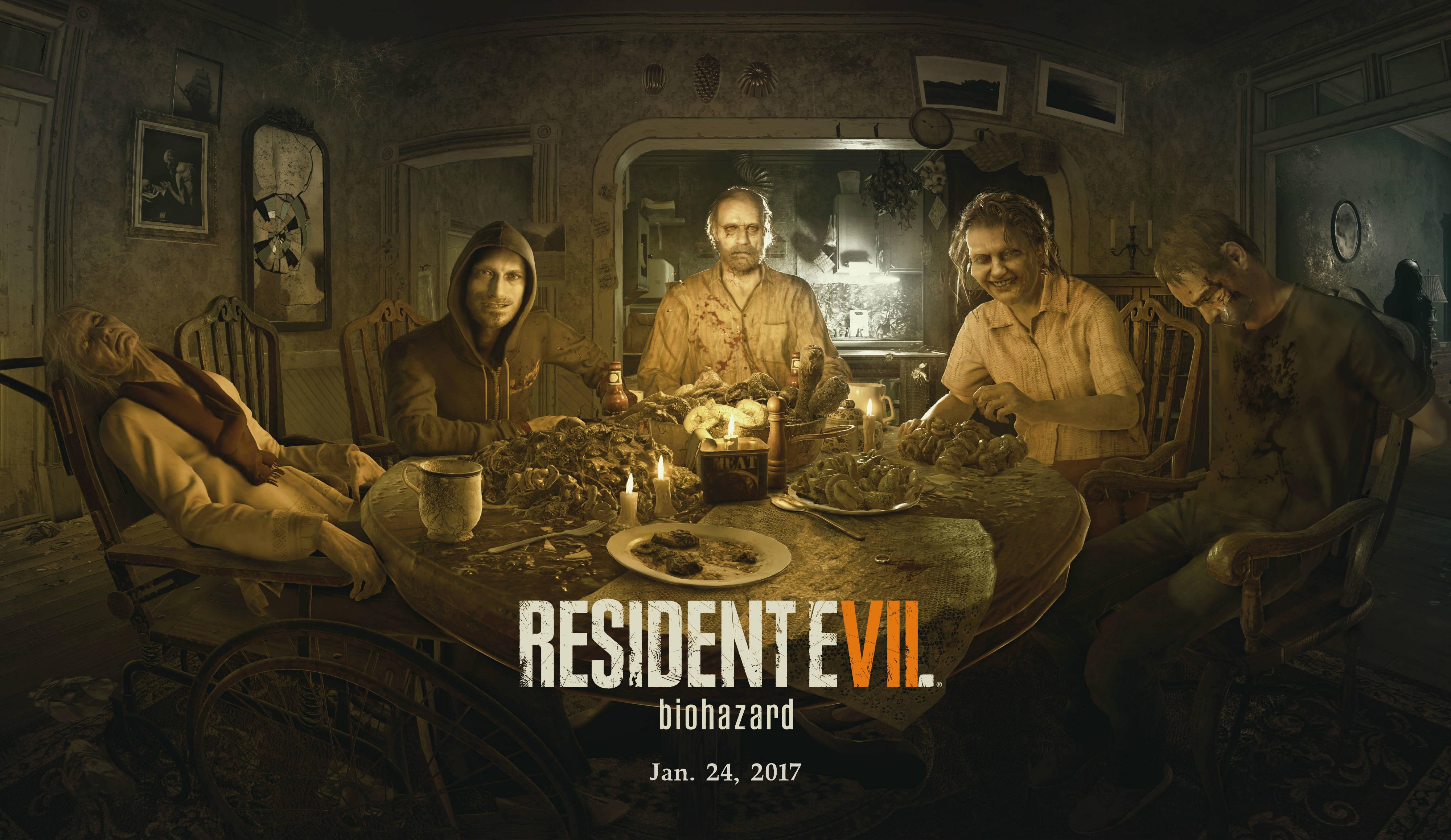 Resultado de imagem para Resident Evil 7: Deluxe Edition pc