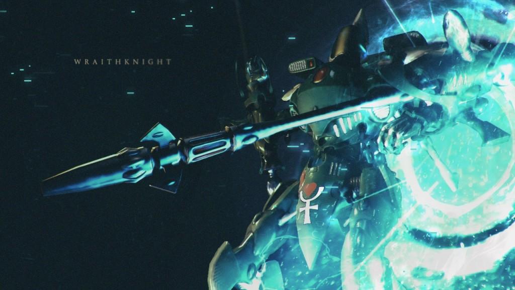 Warhammer 40k: Dawn of War III Wraithknight