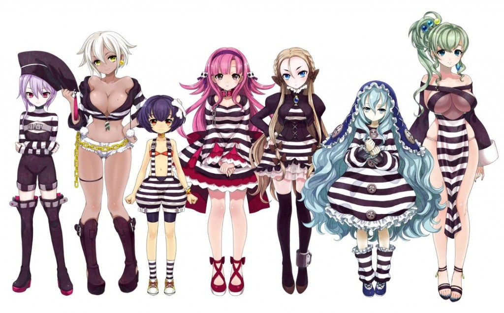 Criminal Girls 2: Party Favors Preview