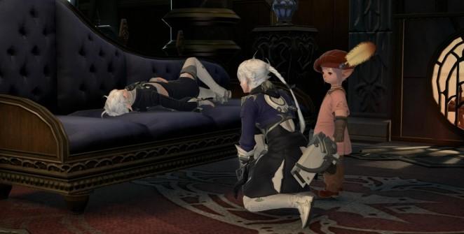 Final Fantasy XIV Soul Surrender