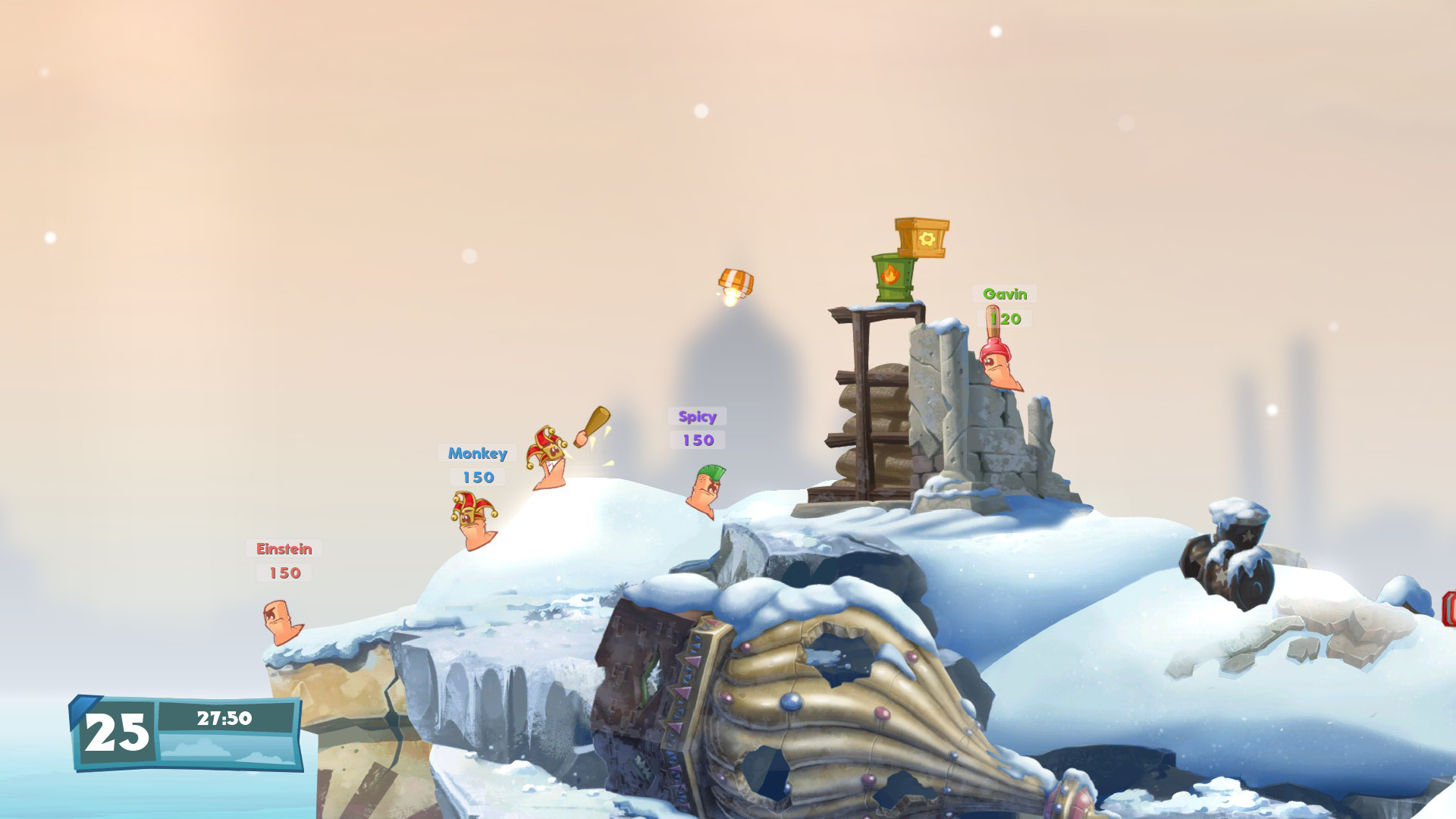 Worms: W.M.D Review