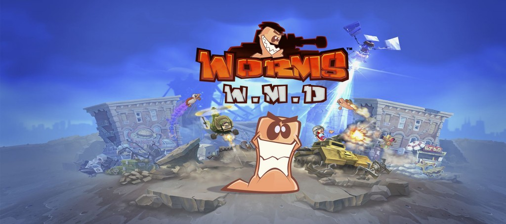 RAFFLE: WIN A COPY OF WORMS: WMD