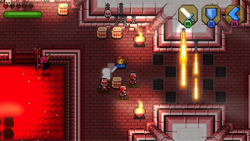 Blossom Tales: The Sleeping King 3