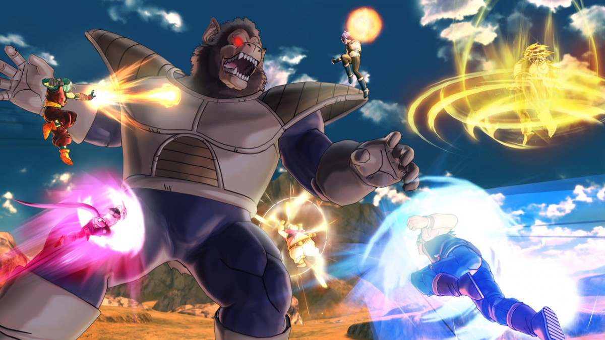 How Can You Get Food In Dragon Ball Xenoverse