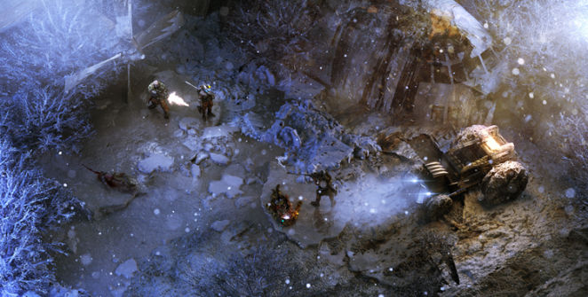Fallout's Spiritual Cousin Wasteland 3 has been successfully crowdfunded on Fig.