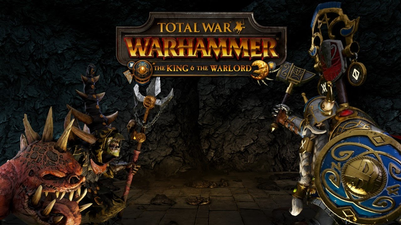 Total War: Warhammer Gets The King & The Warlord DLC