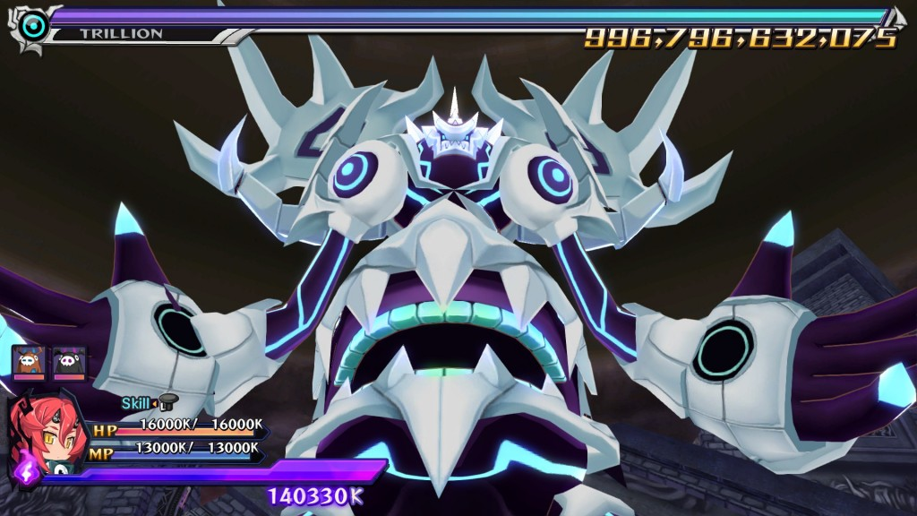 Trillion: God of Destruction 2