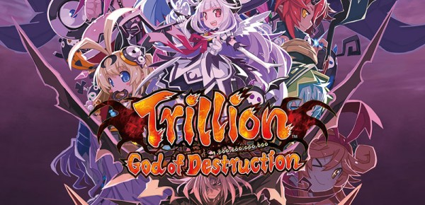 Trillion: God of Destruction Cover