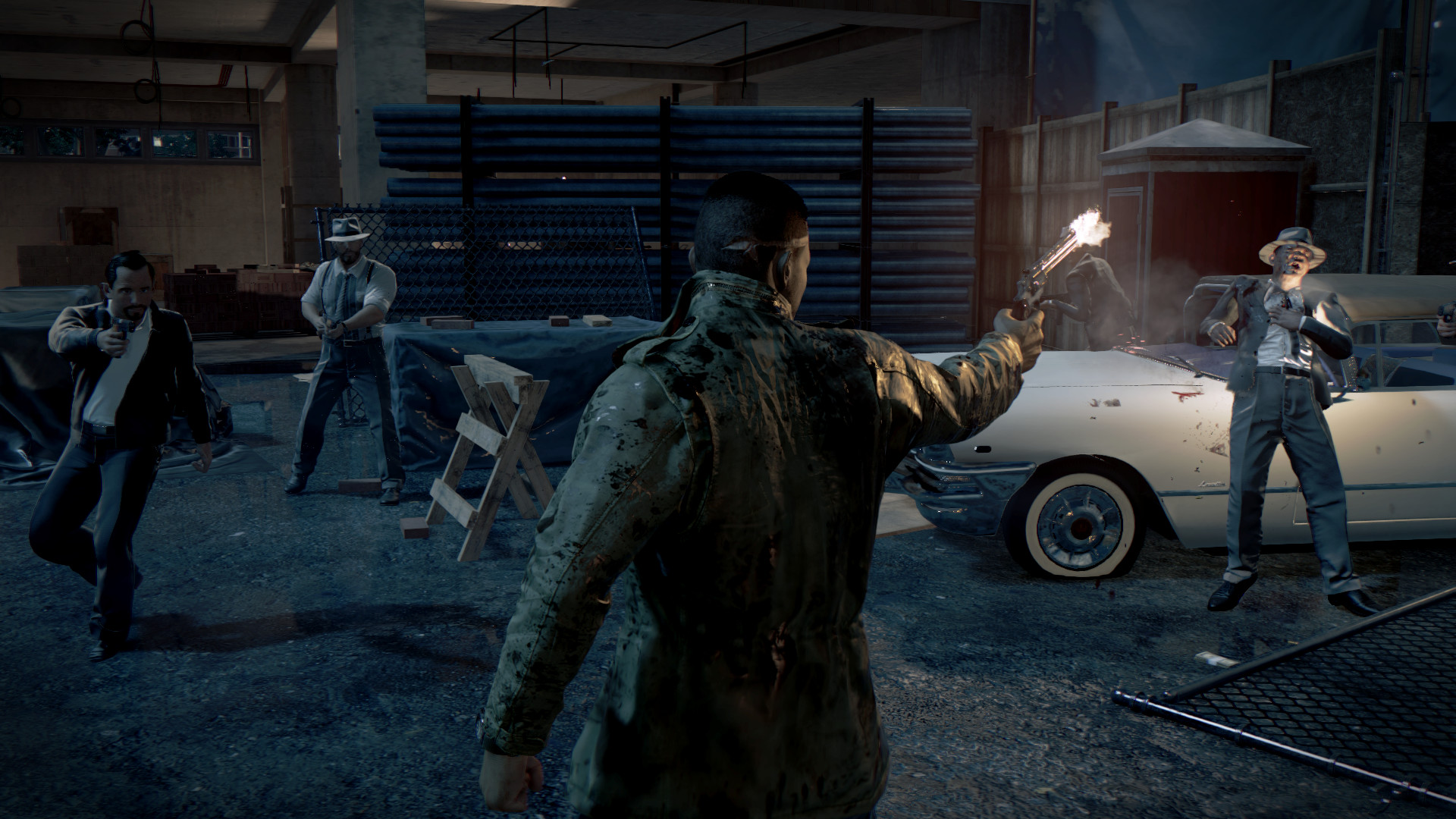 Most Disappointing Games of 2016 Mafia III
