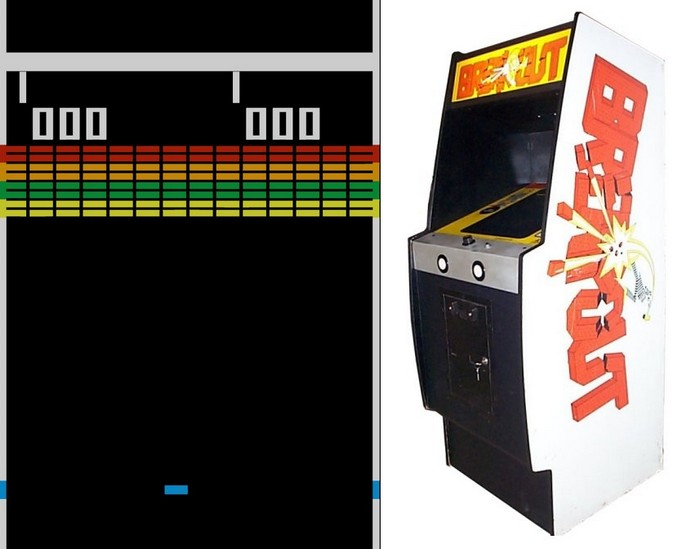 Atari Return To The Arcades With New Breakout Hey Poor Player