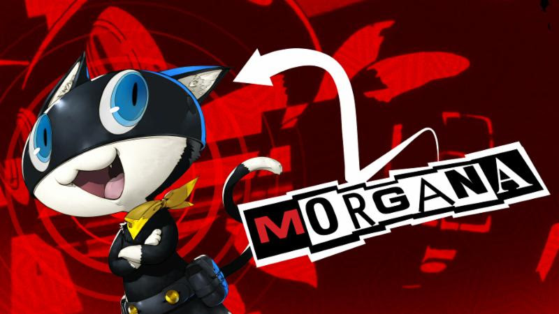 Persona 5's Morgana isn't just a Cute Face - Hey Poor Player
