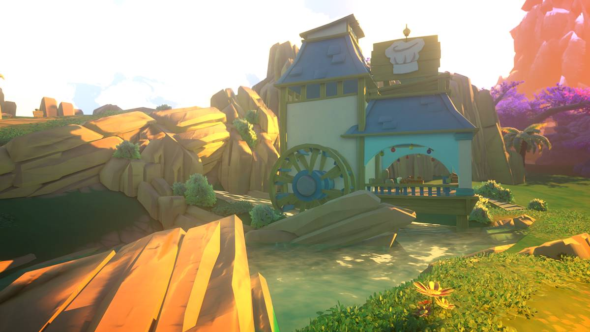 Prideful Sloth has announced their open-world game Yonder: The Cloud Catcher Chronicles for PlayStation 4 & PC.