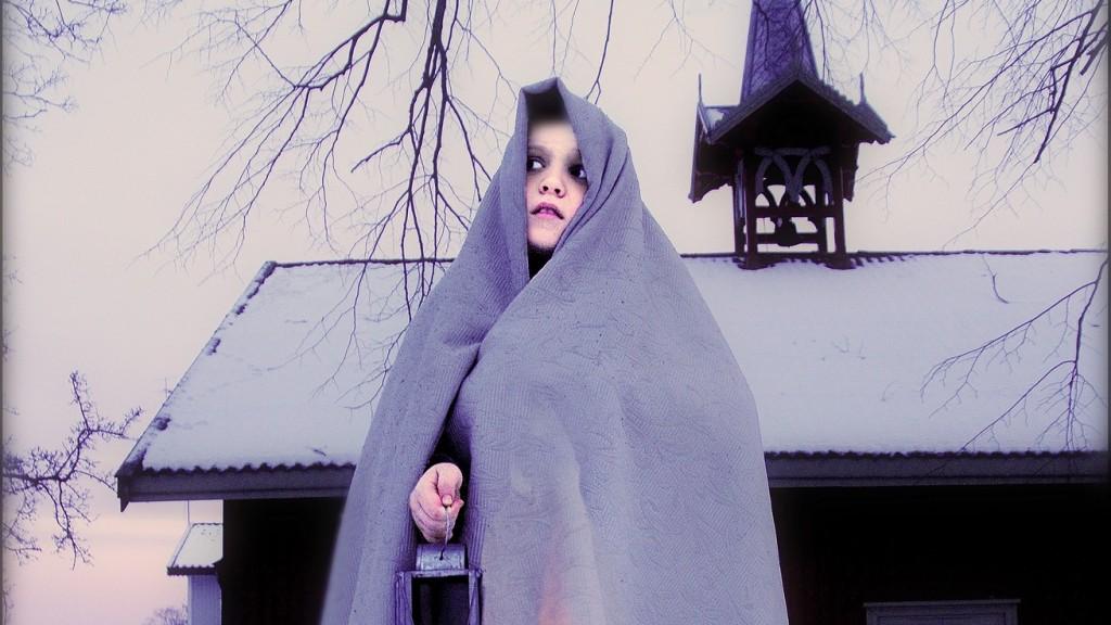Christmas carol - ghost