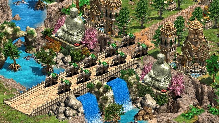 Age of Empires II HD Rise of the Rajas screenie 1